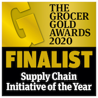 Finalist - Grocer Gold Awards 2020