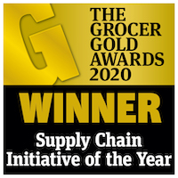Winner - Supply Chain Initiative of the Year - Gold Awards 2020